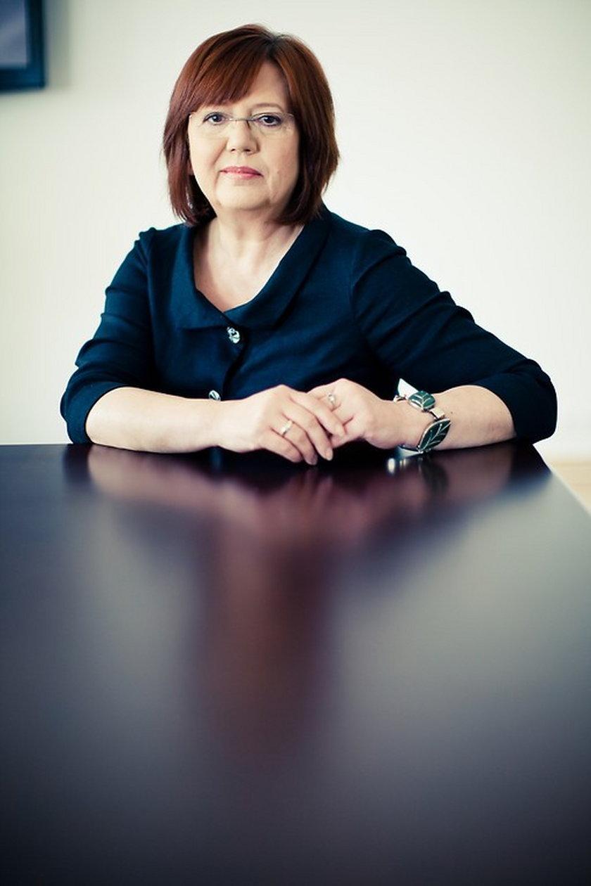 Krystyna Barbara Kozłowska, rzecznik praw pacjenta