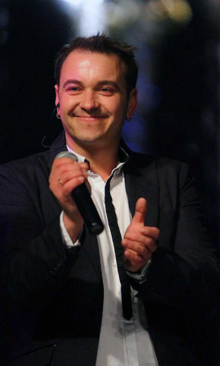 Radek Liszewski - tańczy, śpiewa...gra w serialach!