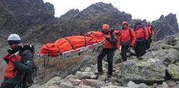 Dwie turystki zamarzły w Tatrach
