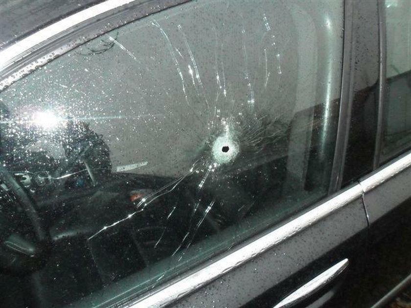 Policjant postrzelił w Nysie 22-latka