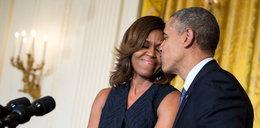 Romantyczny Obama. Tak kocha swoją żonę