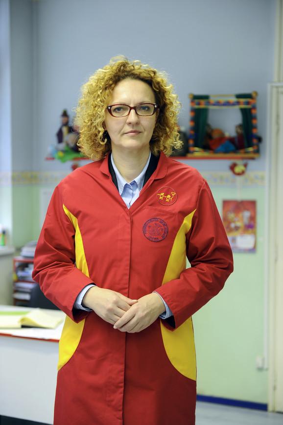 Naravno da ima pomoći: Dr Sandra Stojanović