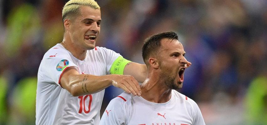 Wielki triumf Szwajcarów. Mistrzowie świata za burtą Euro 2020!