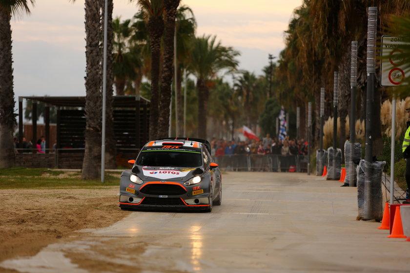 Kubica ukończył jeden z najtrudniejszych rajdów