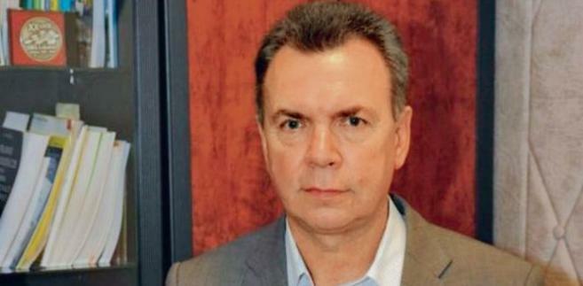 Roman Klejborowski, zastępca prezesa zarządu Gnieźnieńskiej Spółdzielni Mieszkaniowej ds. ekonomicznych