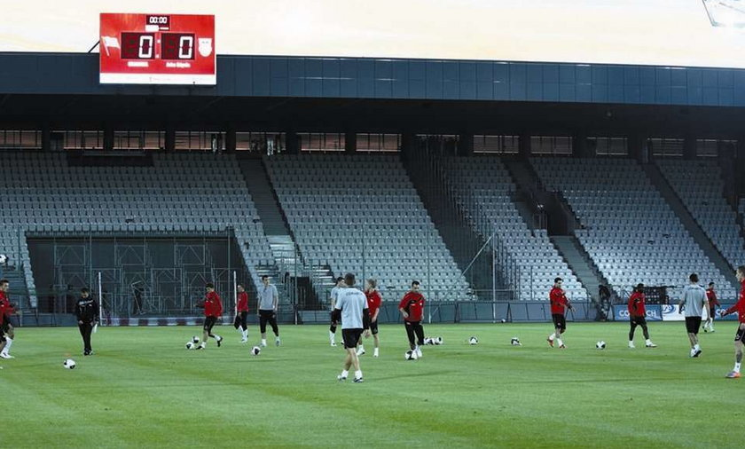 Cracovia postraszy Arkę stadionem
