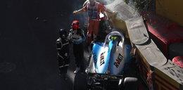 Kubica rozbił bolid. Czy wystartuje w GP Azerbejdżanu?