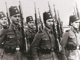 Second World War: Recruits of Bosnia and Hercegovina