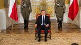 Przygotowują tron dla Andrzeja Dudy!