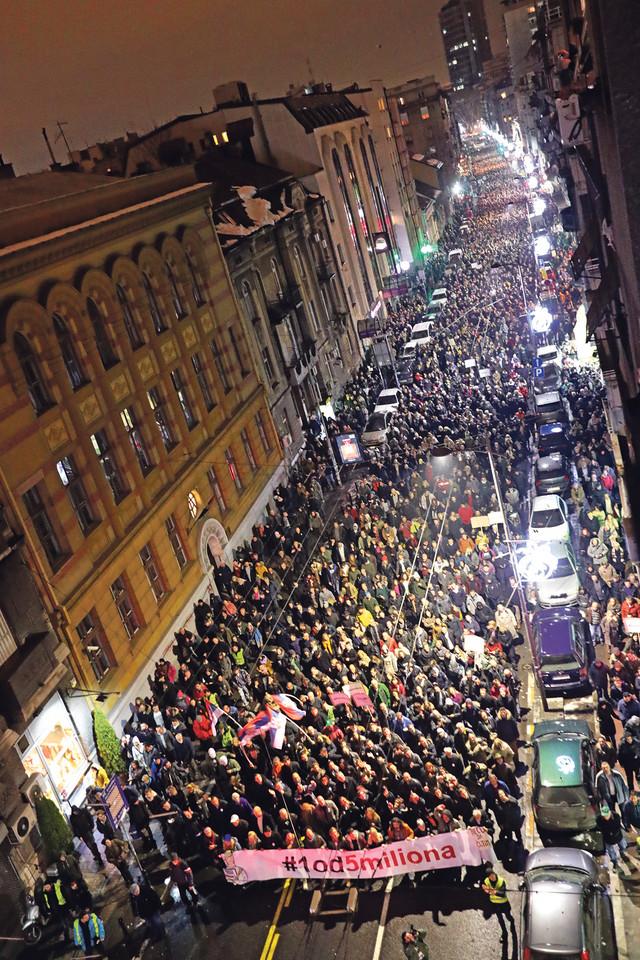 Protest 1 od 5 miliona, total