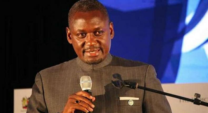 Raila Odinga's persona secretary Dennis Onyango dares Otiende Amollo to resign from ODM