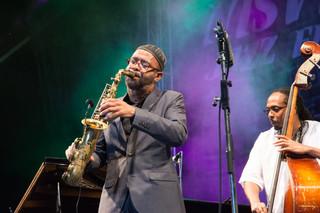 Saksofonista Kenny Garrett zagra na festiwalu Szczecin Jazz 2019