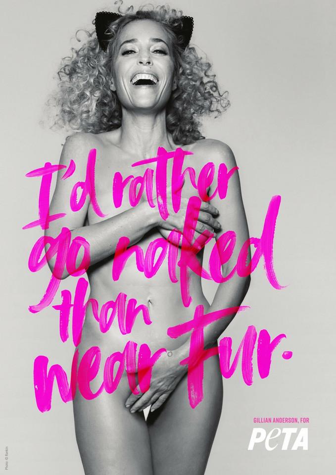 Elisabetta Canalis: Nude PETA Ads Unveiled!: Photo 2578043