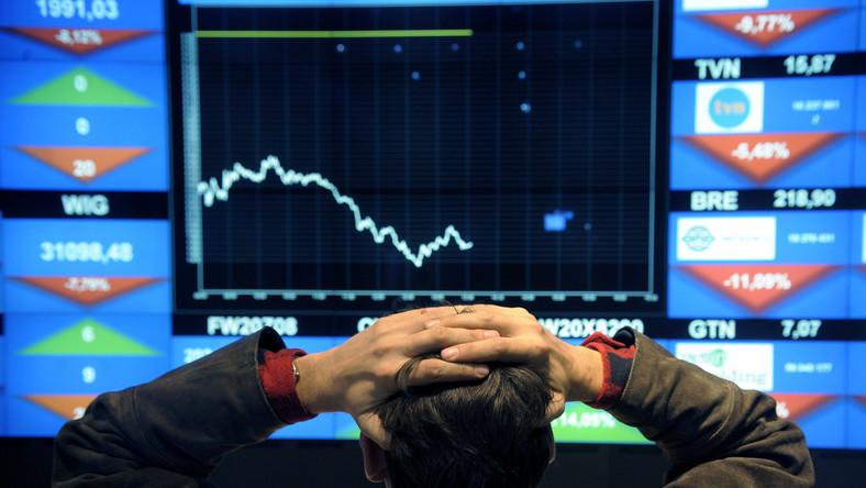 Dramat inwestorów na całym świecie