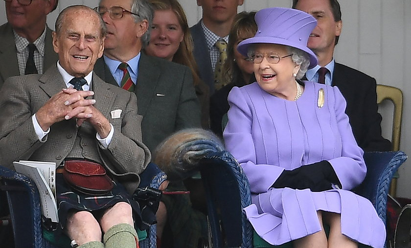 Queen Elizabeth II 1926 and Duke of Edinburgh Prince Philip 1921