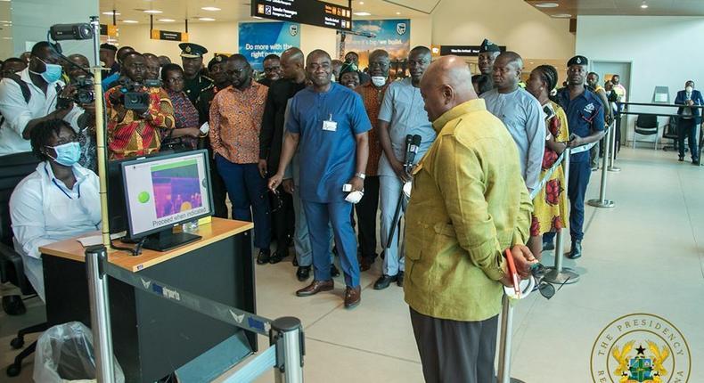 Coronavirus: Ghana secures additional GH¢11 million to prepare for the outbreak