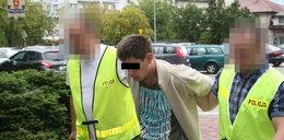 Chcieli poderżnąć taksówkarzowi gardło. Policja zatrzymała podejrzanych