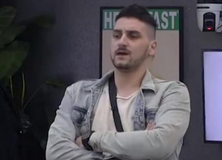 Lazar Čolić Zola plakao dok je govorio o Miljani Kulić, a zaljubljen je bio sve dok psihijatar nije ušao u Zadrugu i razotkrio bolesnu Miljanu!