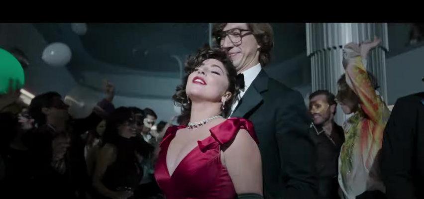 """Lady Gaga w """"House of Gucci"""". Jest już pierwszy oficjalny zwiastun filmu!"""