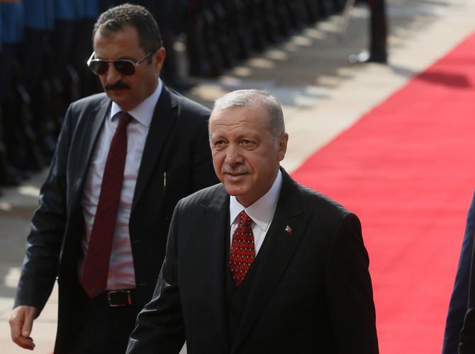 Susret predsednika Aleksandra Vučića  i Tajipa Redžepa Erdogana u Beogradu