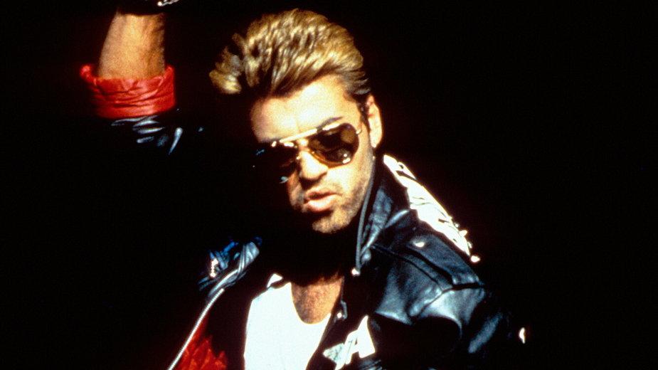 George Michael fot. EMPICS Entertainment/EAST NEWS