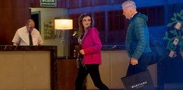 Tajner z żoną wrócił do hotelu o świcie!