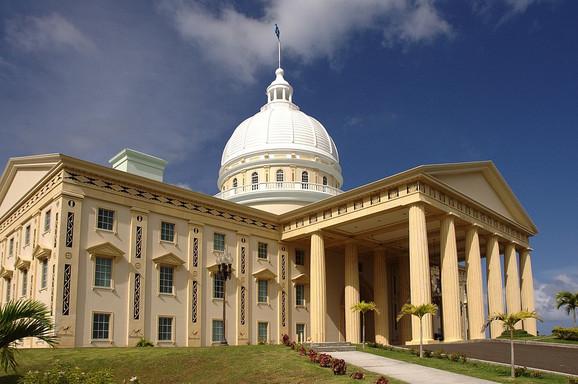 Zgrada vlade na Palauu