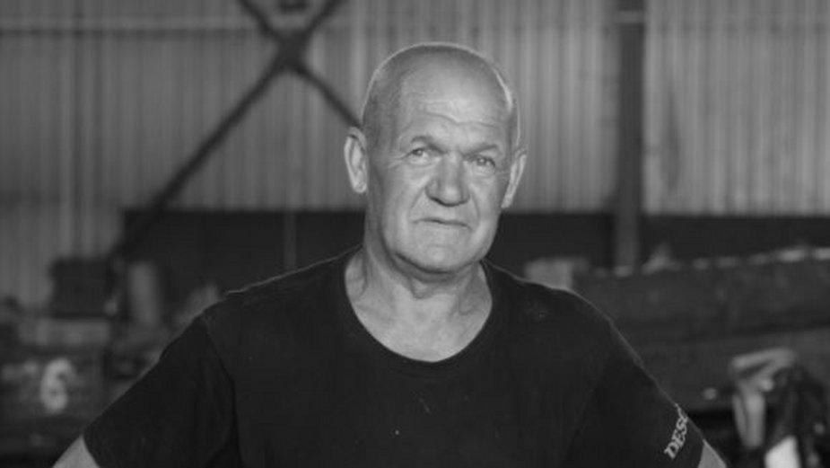 Nie żyje Kazimierz Gawlik