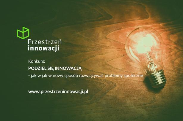Konkurs na innowacje społeczne trwa do 31 grudnia 2017 roku