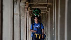 Google Maps udostępniło panoramiczne zdjęcia świątyń Angkor Wat w Kambodży