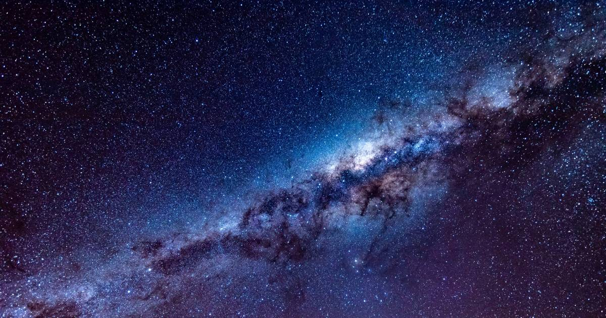 Forscher haben Theorie, warum unser Schwarzes Loch gerade so hell leuchtet
