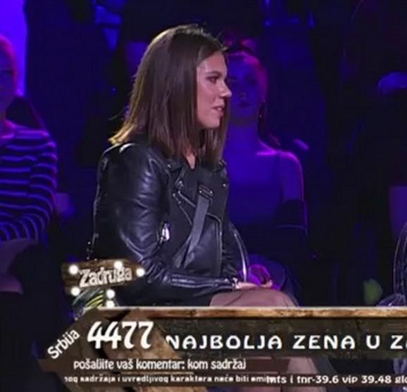 Lea Šekarić takođe se bavi streljaštvom, poput mame Jasne