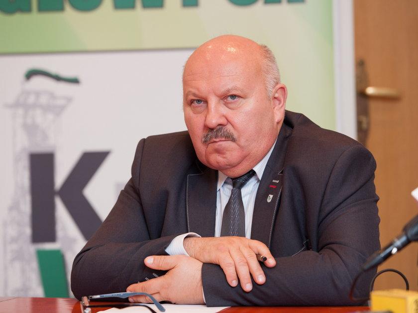 Tadeusz Skotnicki, wiceprezes KHW