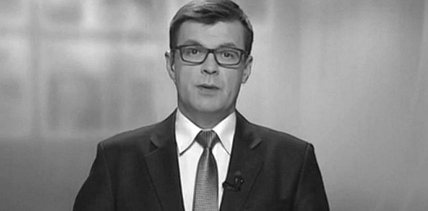 Pogrzeb dziennikarza TVP. Podano datę i miejsce