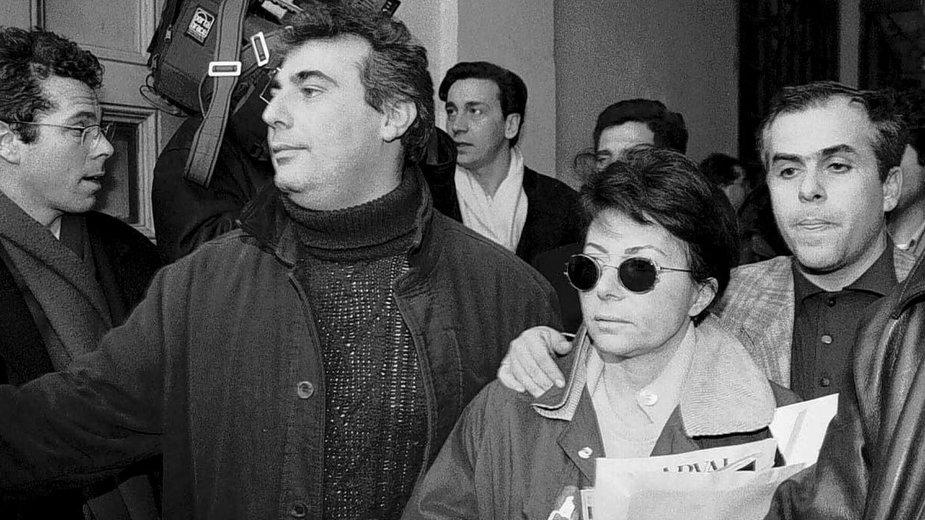 Patrizia Reggiani w 1994 r.