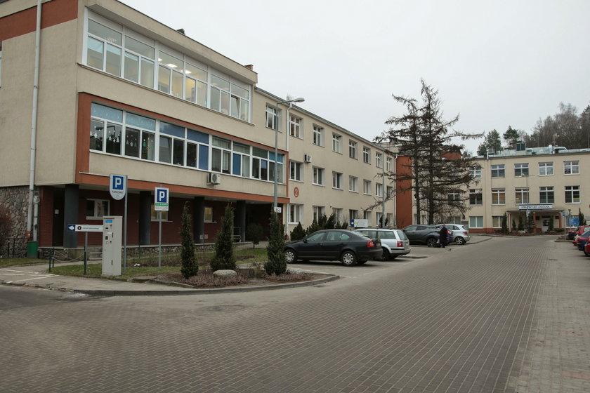 Szpital Morski im. PCK w Gdyni Redłowie