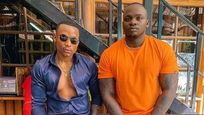 Otile Brown sharply disagrees with Khaligraph Jones over promise to Campaign for DP Ruto for free