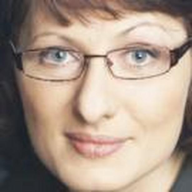 Aneta Piątkowska, kieruje departamentem, który w Ministerstwie Gospodarki odpowiada za monitorowanie procesów gospodarczych i sporządzanie analiz makro na podstawie danych z obszarów, którymi zajmuje się MG Fot. Archiwum