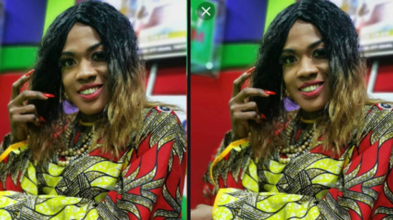 Ghanaian young man has transitioned to a woman, says she doesn't care about insults (video)
