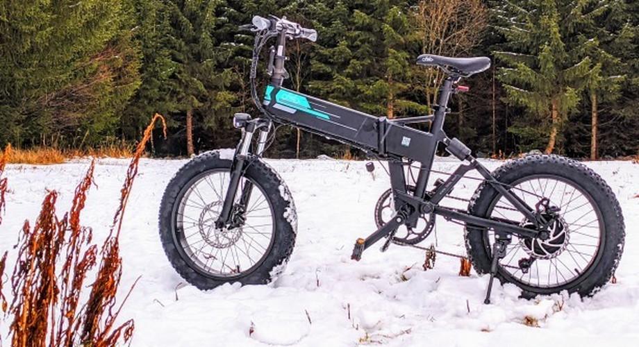 Fiido M1 Pro für 897 Euro im Test: Winter, Wetter, E-Fatbike!