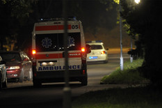 LANČANI SUDAR Devojka stradala, više osoba povređeno na Novosadskom putu