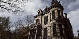W tym zamku nie chciałbyś spędzić nocy