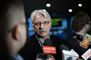 Waszczykowski: Polska weźmie udział w koalicji przeciwko Państwu Islamskiemu