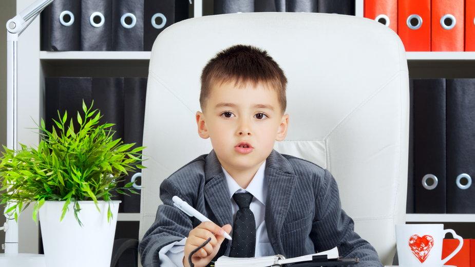 Nie można wymagać od dzieci, by zachowywali się jak dorośli