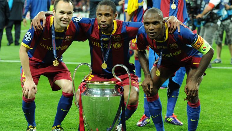Policja przegoniła piłkarzy Barcelony z Waszyngtonu