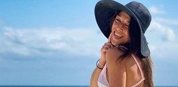 """Joanna Jędrzejczyk eksponuje pośladki na wakacjach. """"Lubię mieć trochę ciałka"""""""