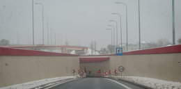 Tunel na lotnisko to bubel