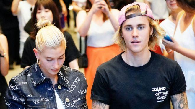 Justin Bieber and Hailey Baldwin got engaged in 2018