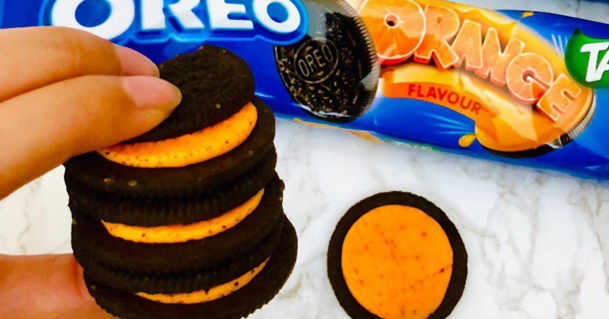 Oreo bringt Kekse mit Getränkepulver-Geschmack raus