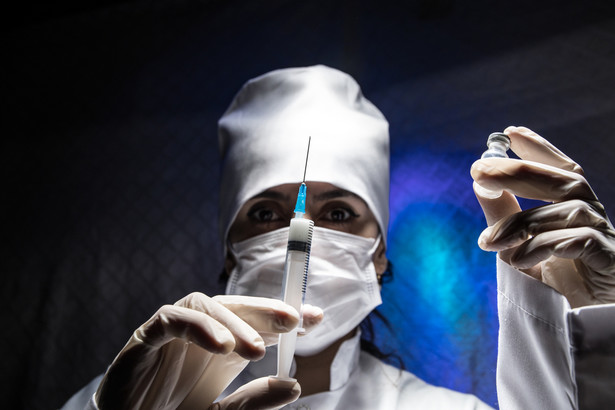 Na Ukrainie ruszyły punkty masowych szczepień